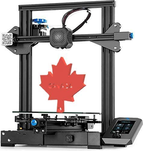 Canadian Seller Mech Solutions Ltd Creality 3D Creality Ender 3-V2 New Updated Ender-3 V2 3D-Printer