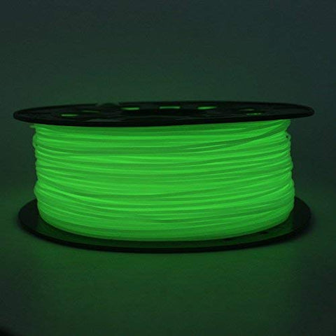 3D Printing Filaments PLA Mech Solutions Glow in the Dark Green |Mech E-store