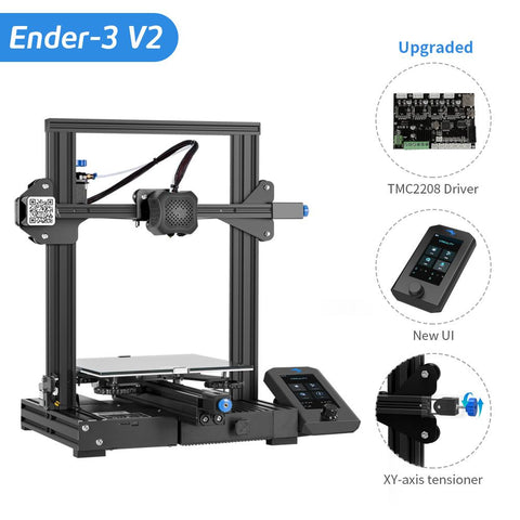 12864 LCD  Display Screen with built-in encoder for CR-10S/CR-10S4/CR-10S5/CR-10 Mini - Mech E-Store