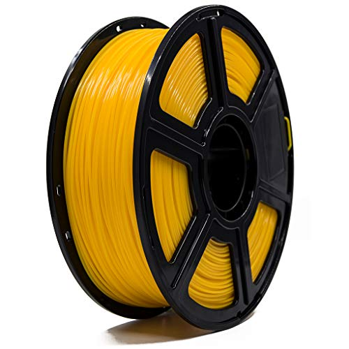 FlashForge Yellow - PLA 1.75mm 3D Printer Filament