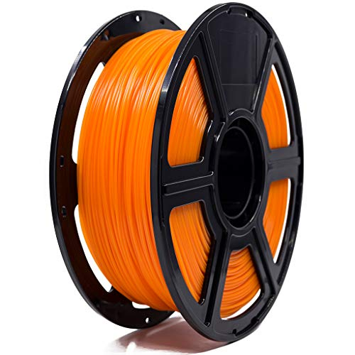 FlashForge Orange - PLA 1.75mm 3D Printer Filament