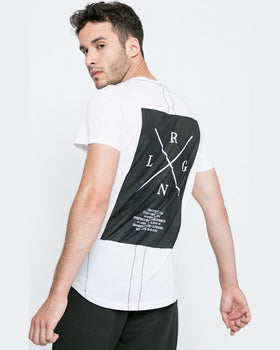 Tricou Religion persuit alb