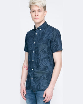 Camasa Jack and Jones bleumarin