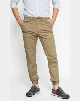Pantaloni Jack and Jones bej