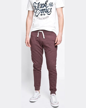 Pantaloni Jack and Jones violet