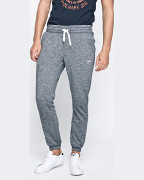 Pantaloni Jack and Jones bleumarin