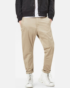 Pantaloni G-Star Raw bej