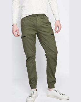 Pantaloni Jack and Jones verde