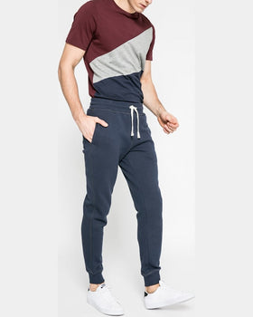 Pantaloni Jack and Jones josh bleumarin