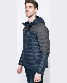 Geaca Jack Wolfskin de puf richmond jacket men bleumarin