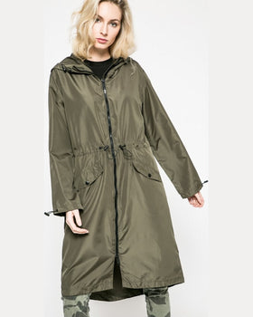 Parka Answear hanorac ur your only limit verde