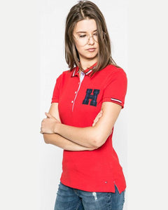 Top Tommy Hilfiger terence roșu