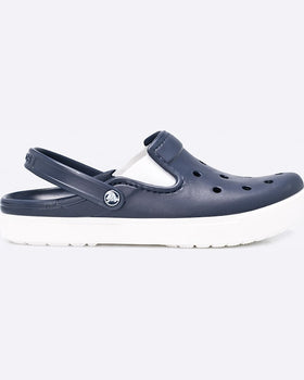 Papuci Crocs city lane bleumarin