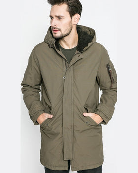 Geaca Jack and Jones verde