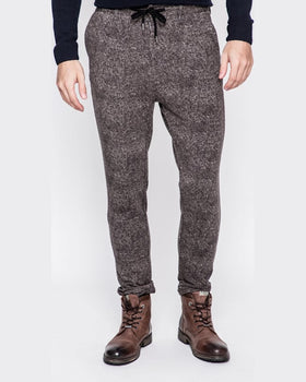 Pantaloni Jack and Jones negru cărbune