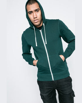 Bluza Jack and Jones verde
