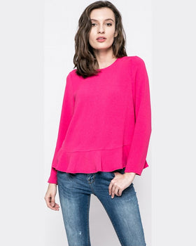Bluza Review Fucsia