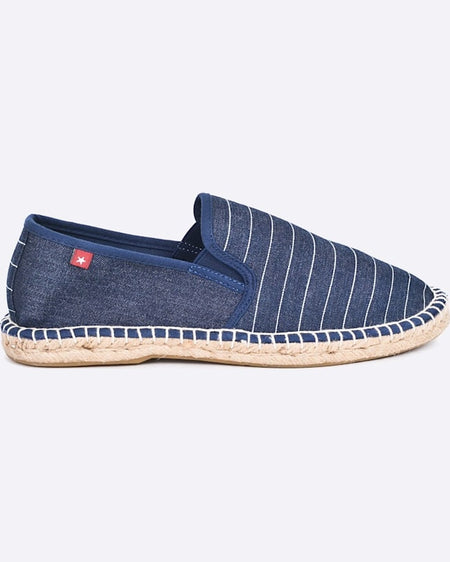 Espadrile Albastre Denim Big Star