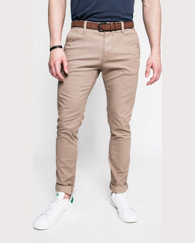 Pantaloni Tom Tailor chino bej