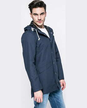 Geaca Jack and Jones bleumarin