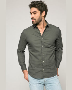 Camasa Jack and Jones verde