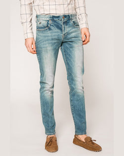Jeansi Scotch and Soda ralston albastru