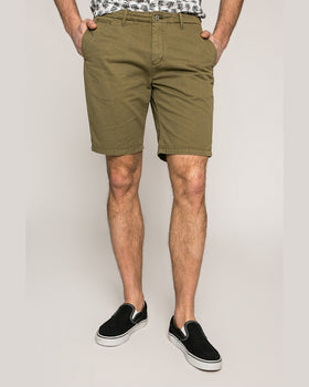 Pantaloni Scotch and Soda scurti militar