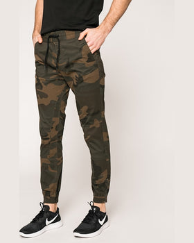 Pantaloni Jack and Jones vega militar