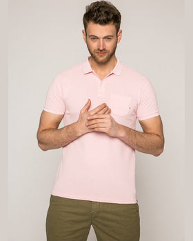 Tricou Scotch and Soda roz murdar