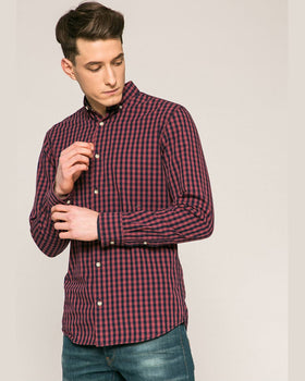 Camasa Jack and Jones hudson violet