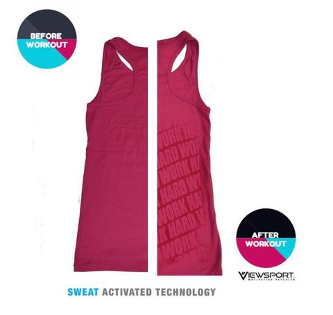 "Women's ""DO IT"" Tank - Berry"