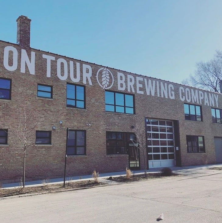 On Tour Brewing Co  |  Whispering Sin Red IPA