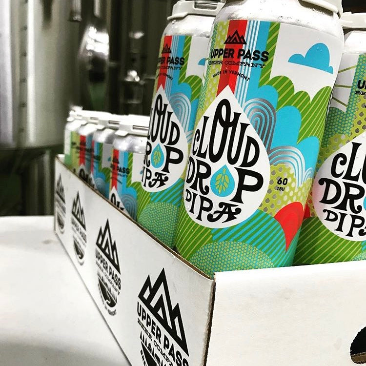 Upper Pass Beer Co | Cloud Droppin' Knowledge