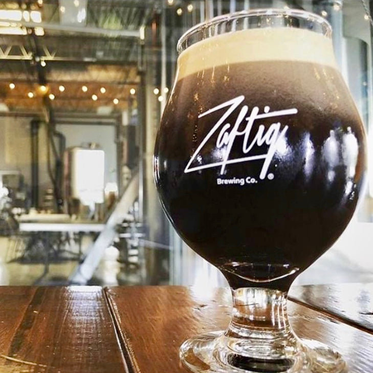 Zaftig Brewing Co | Full Bodied, High Gravity Ales
