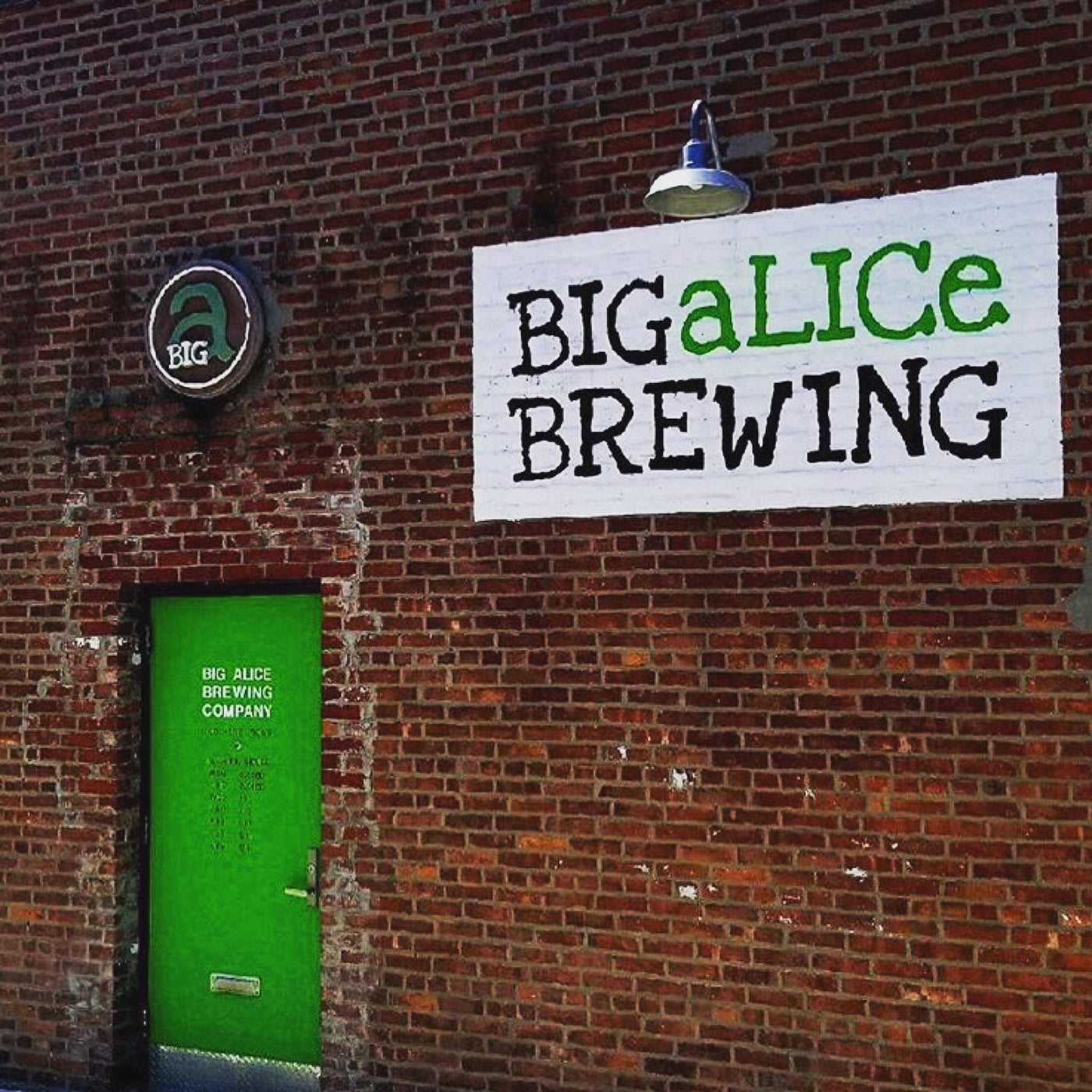 Big Alice Brewing | No Sleep Till Brooklyn