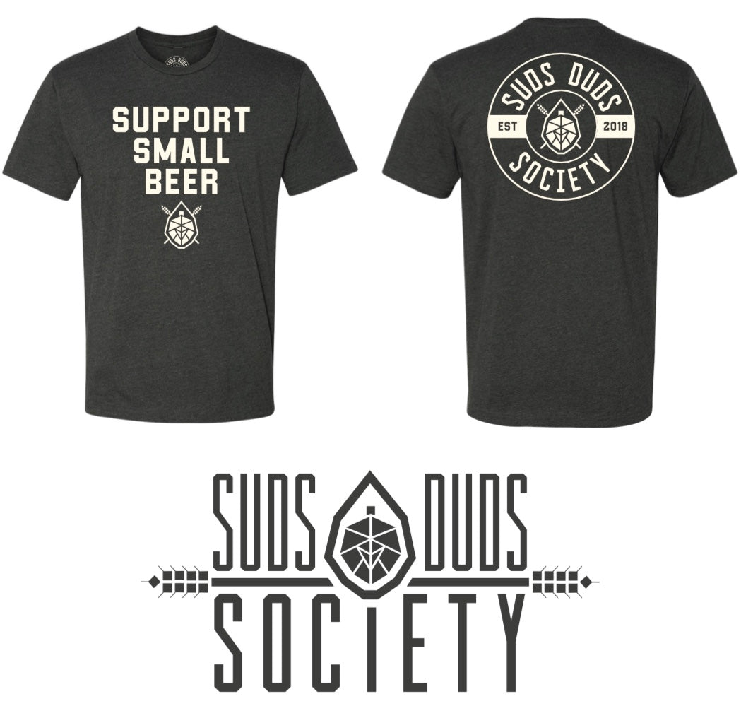 Suds Duds Society | Support Small Beer