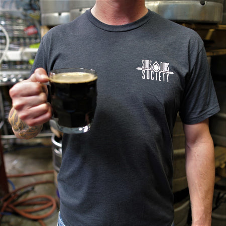 Men's Brewery T-Shirt Membership- Twelve Month Recurring
