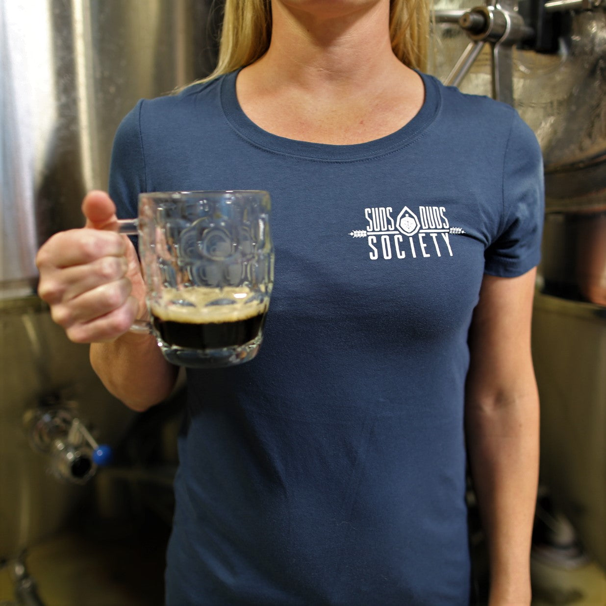 Women's Brewery T-Shirt Membership- One Month Recurring