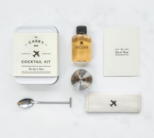 Carry On Cockatil Kit - Gin and Tonic