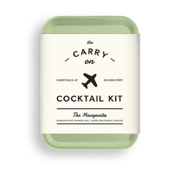 Carry On Cockatail Kit - The Margarita