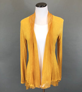 Silk Flutter Cardigan (Multiple Colors)