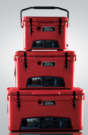RED GATR COOLERS