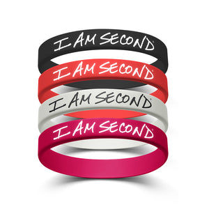 4-Pack Wristband Bundle