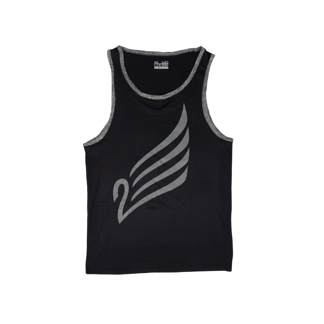 I Am Second Under Armour Black Tech Tank