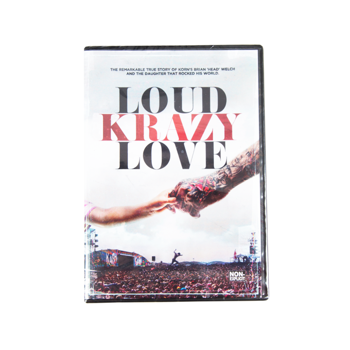 Loud Krazy Love DVD