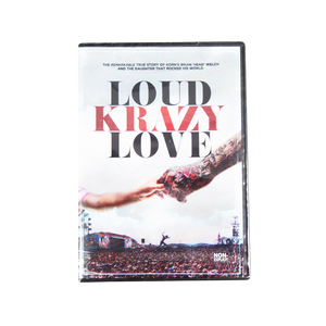 Loud Krazy Love DVD (non-explicit)