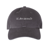 I Am Second Dad Hat