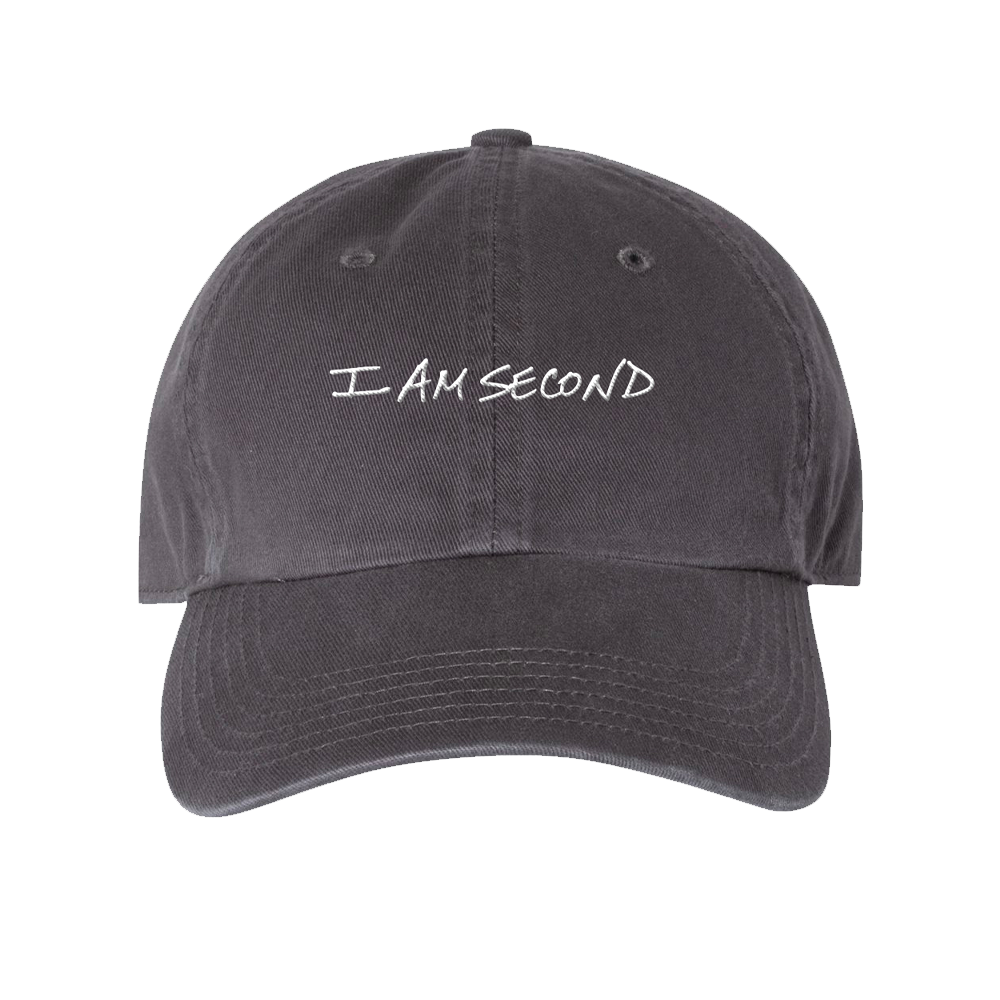 I Am Second Driftwood Hat