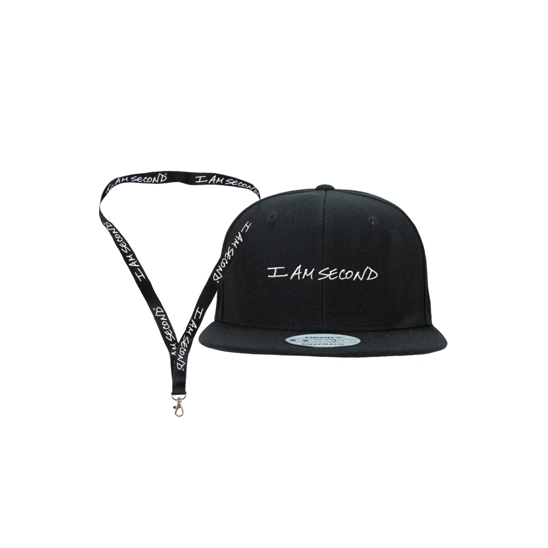 Lanyard and Decky Hat Bundle