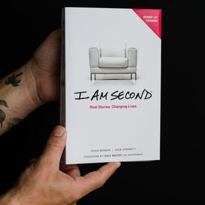 I Am Second - Real Stories. Changing Lives Book